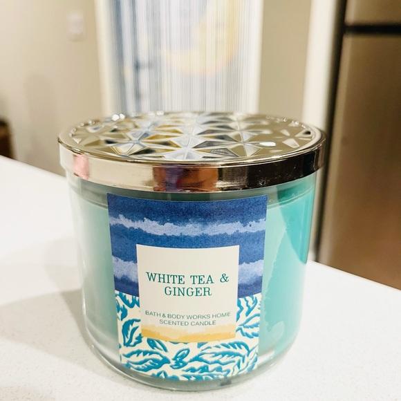B&BW White Tea & Ginger 3 Wick